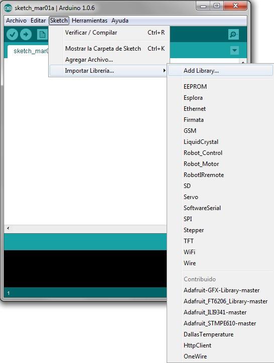 Imagen 1 en Tutorial Arduino: Uso de sistema OneWire