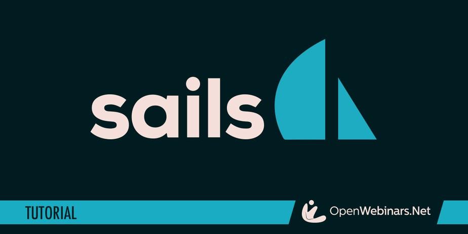 Sails.js tutorial