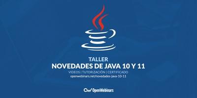 Novedades de Java 10 y 11