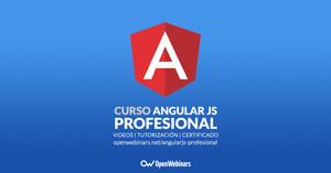 Curso de AngularJS profesional