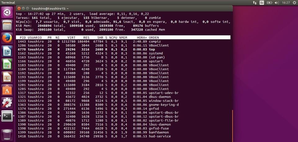Imagen 8 en 20 comandos para administrar y gestionar facilmente los procesos en Linux