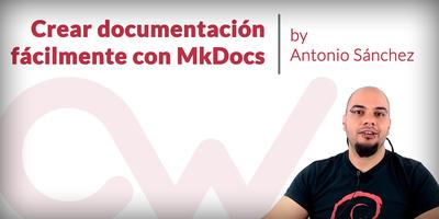 Crea la documentación de tu proyecto con MkDocs