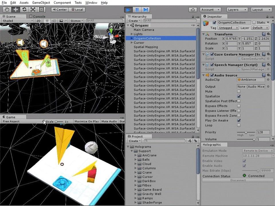 Imagen 0 en Unity 5.5 ya está disponible