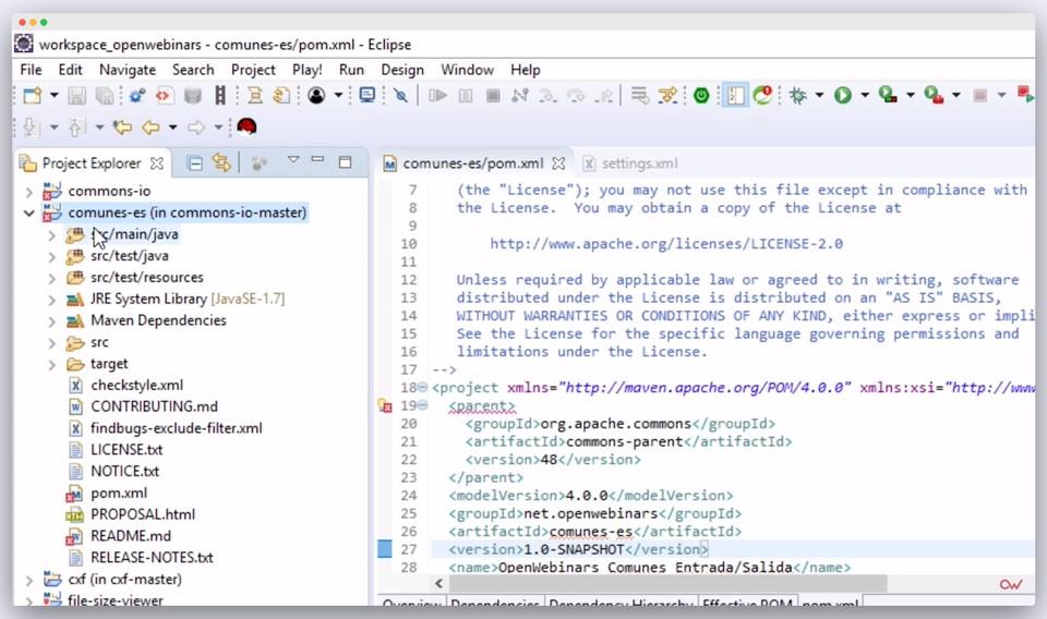 Imagen 1 en ¿Cómo desplegar librerías en Apache Maven con Artifactory?