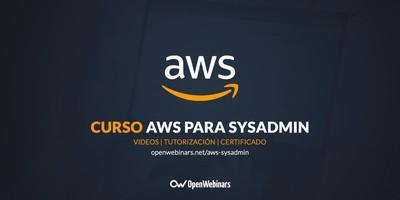 Curso de Amazon Web Services para SysAdmin