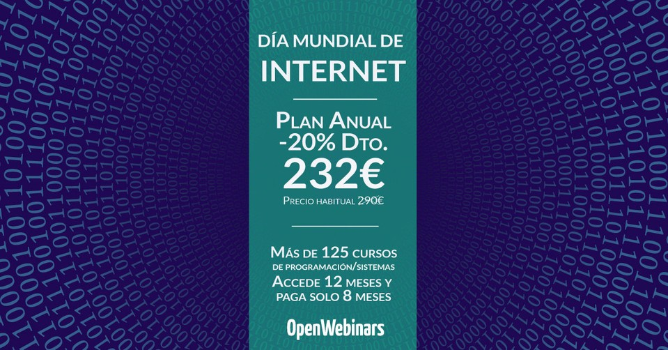 Imagen 0 en ¿Por qué celebramos el Día Mundial de Internet?