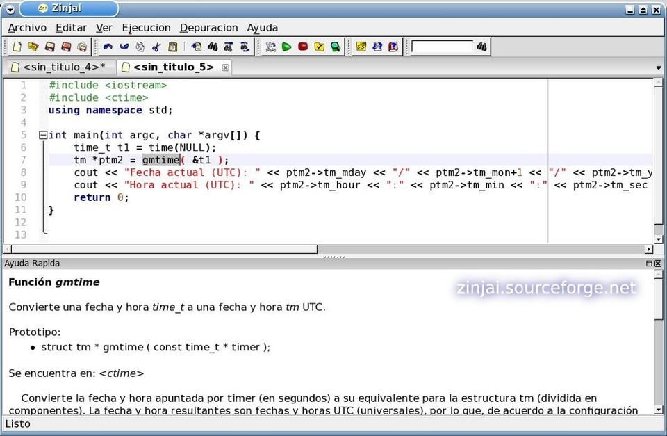 Imagen 4 en Principales IDEs, editores de texto y compiladores para C++
