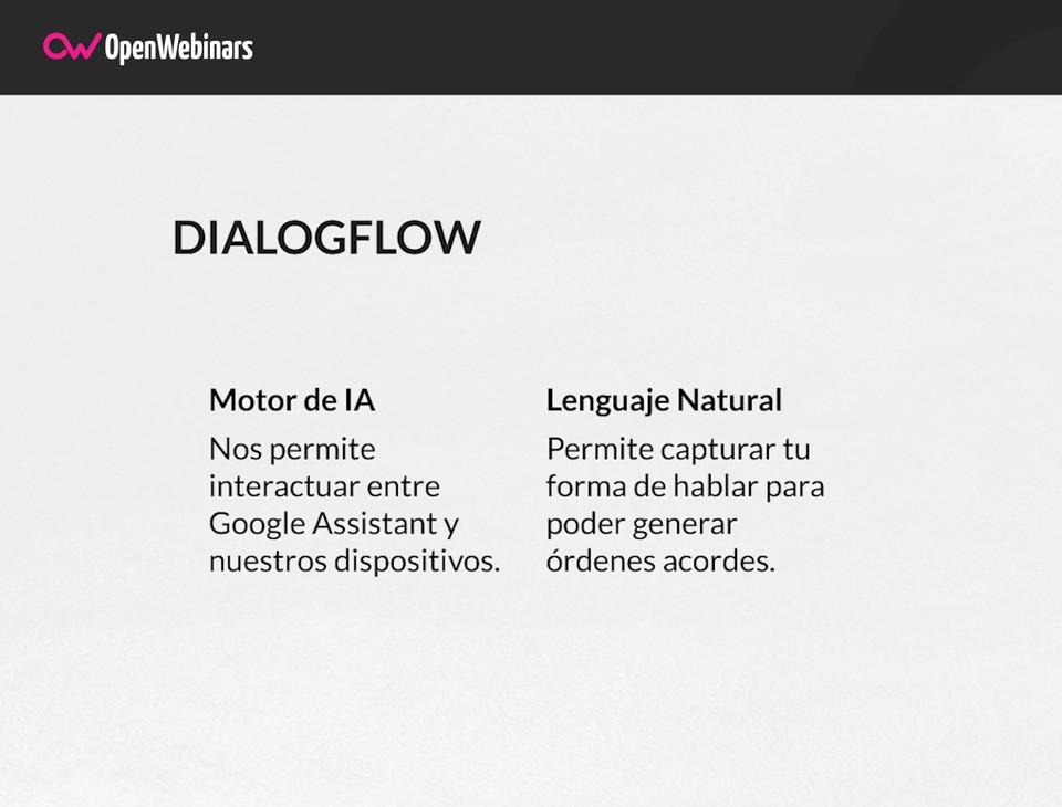 Imagen 0 en Cómo crear apps para Google Home con Dialogflow