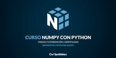 Curso de NumPy con Python