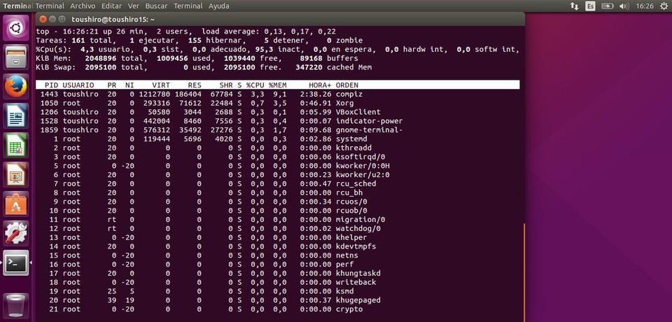 Imagen 7 en 20 comandos para administrar y gestionar facilmente los procesos en Linux