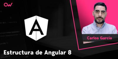 Estructura de Angular 8