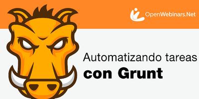 Automatizando tareas con Grunt