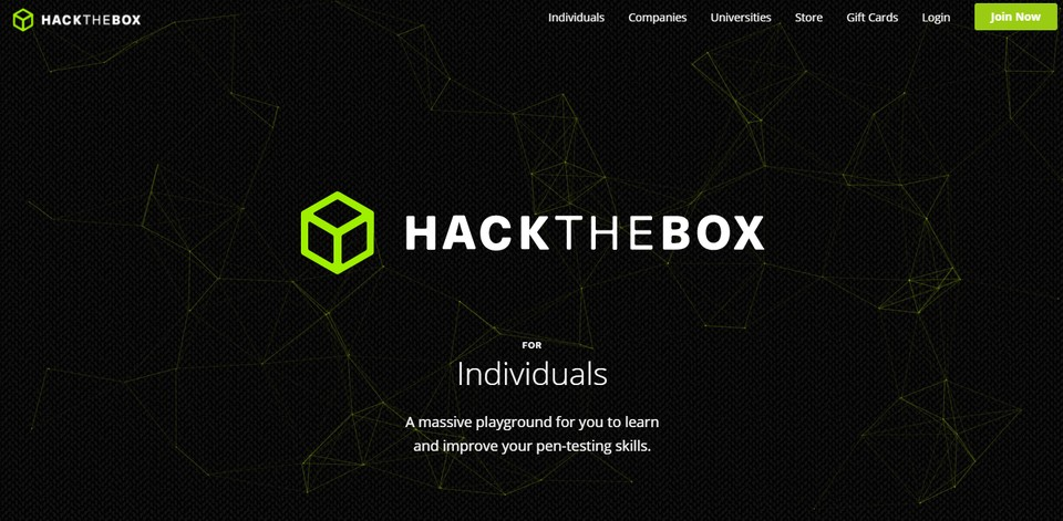 Imagen HackTheBox