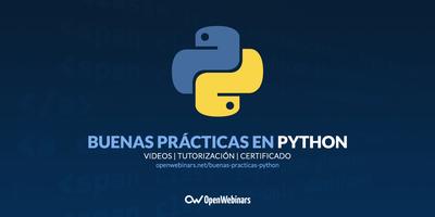 Buenas prácticas en Python