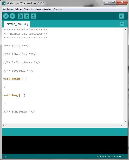 Imagen 1 en Tutorial Arduino: Ejemplo Semáforo