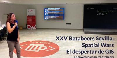Vídeo BetaBeers Sevilla edición XXV Callejero Digital de Andalucia Unificado - CDAU