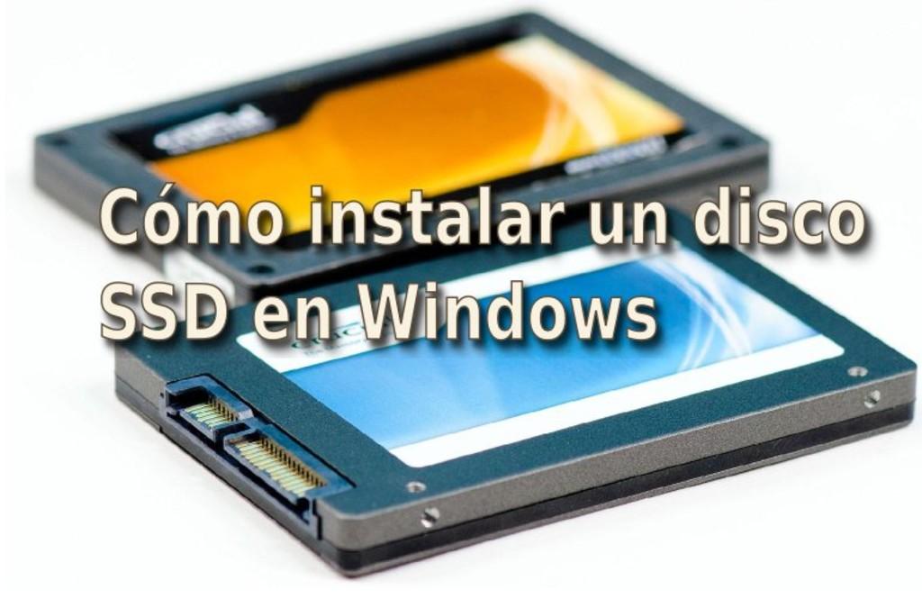 Cómo optimizar disco SSD en Windows
