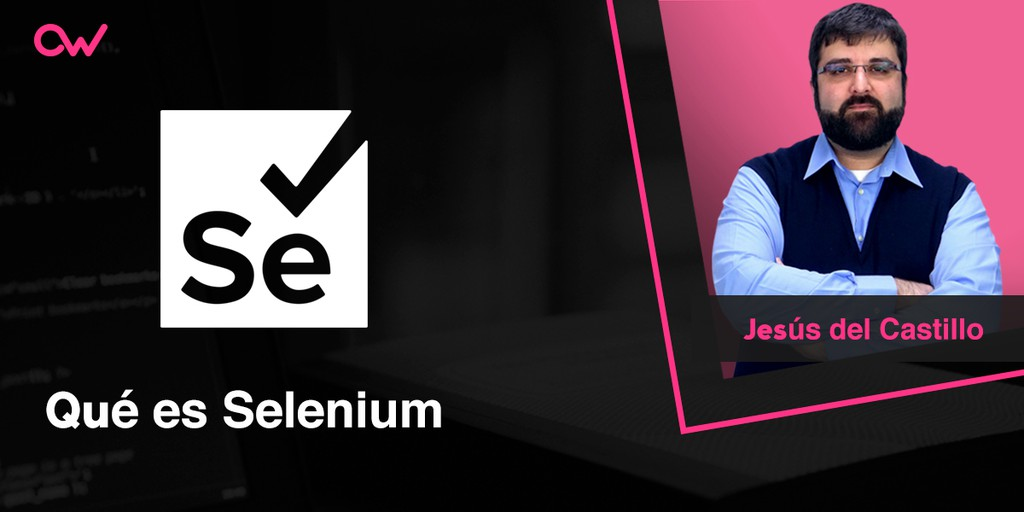 Qué es Selenium