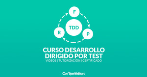 Curso de TDD: Test-driven development