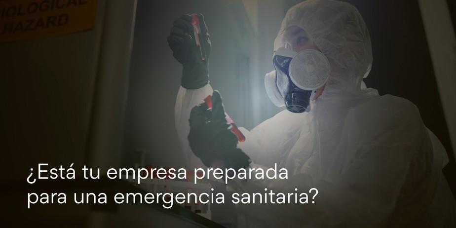 ¿Está tu empresa tecnológica preparada para una emergencia sanitaria?