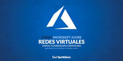 Curso de Redes Virtuales en Azure