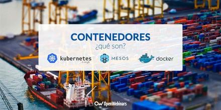 Kubernetes, Mesos, Docker... ¿Qué son los contenedores?