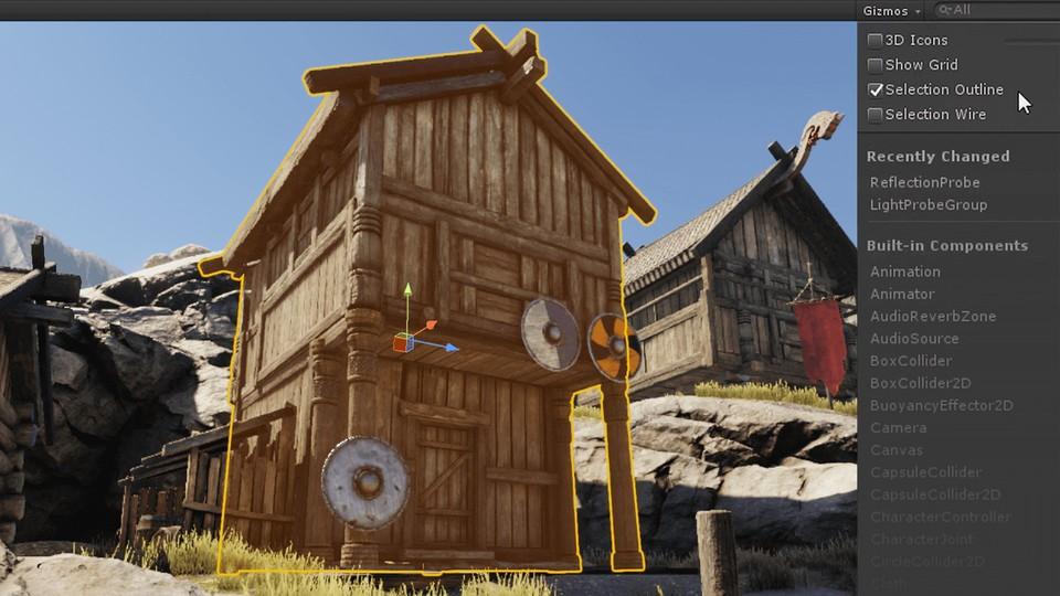 Imagen 12 en Unity 5.5 ya está disponible