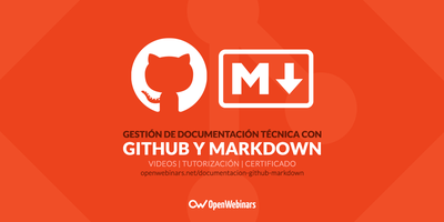 Gestión de documentación técnica con GitHub y Markdown