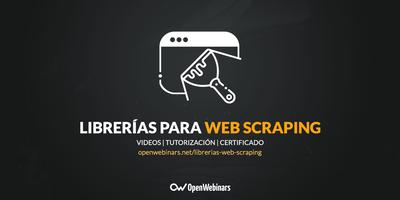 Librerías para Web Scraping