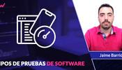 Tipos de Pruebas de Software