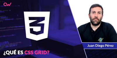 Qué es CSS Grid