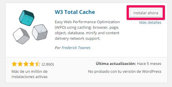 Imagen 1 en WordPress Tutorial: Instalar plugins