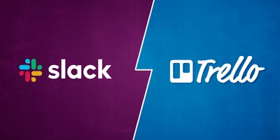 Slack vs Trello: Comparativa