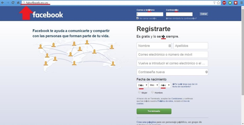 Imagen 9 en Hacking tutorial: Phishing en Facebook