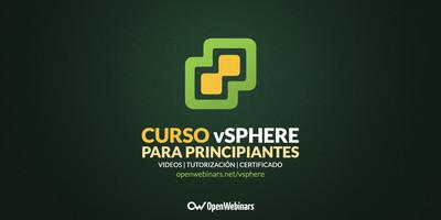 Curso de VMware vSphere para principiantes