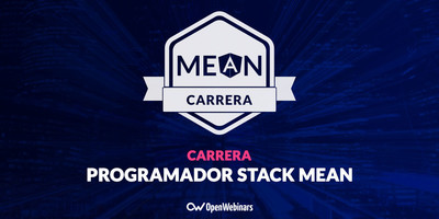 Programador full stack MEAN