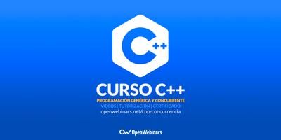 Curso de Programación genérica y concurrente con C++