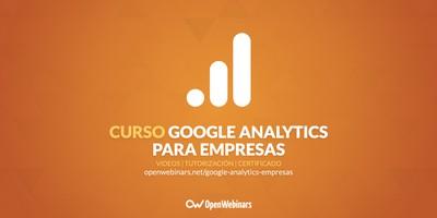 Curso de Google Analytics para Empresas