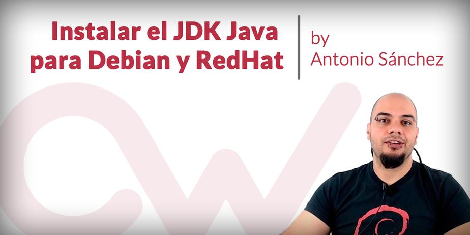 Cómo instalar Java JDK en Ubuntu y Red Hat
