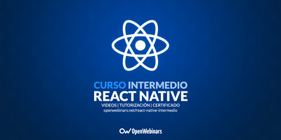 Curso de React Native intermedio