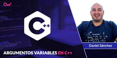 Uso de argumentos variables en C++