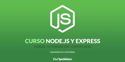 Curso de Node.js y Express