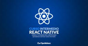 Curso de React Native intermedio
