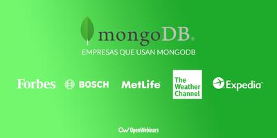 Empresas que usan MongoDB