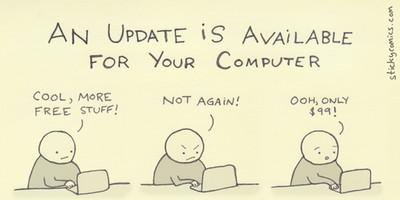 Actualización del Kernel en Linux.