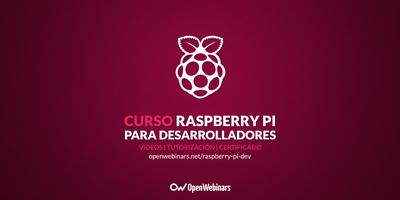 Curso de Raspberry Pi para desarrolladores