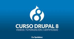 Desarrollo en Drupal 8: Introducción al Desarrollo Backend