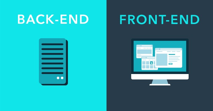 Frontend backend