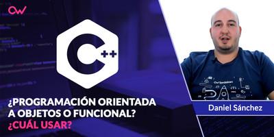 Diferencias entre programación orientada a objetos y programación funcional
