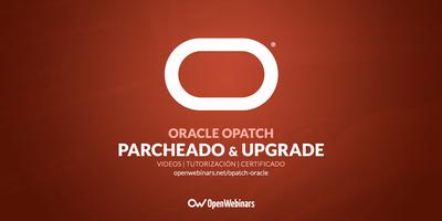 Parcheado y upgrade en Oracle